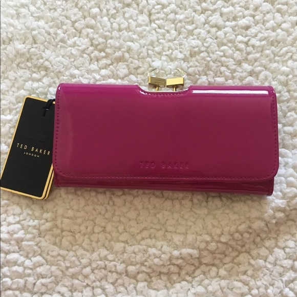 cadd2067828 Ted Baker London Bags | Nwt Ted Baker Crystal Matinee Wallet | Poshmark